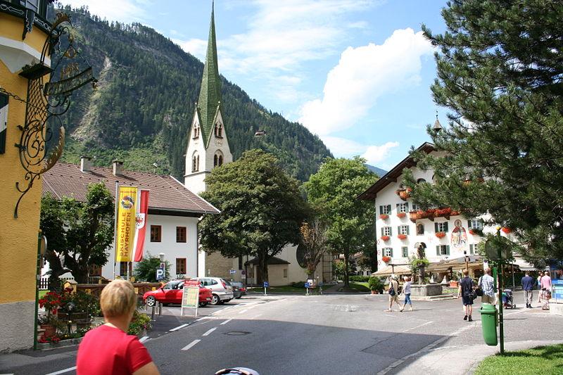 Hotels Pensionen Mayrhofen Zillertal