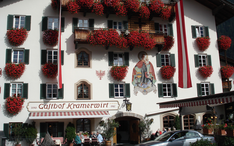 Sterne Hotel Mayrhofen
